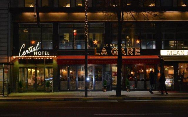 Отель Central Hotel Швеция, Стокгольм - отзывы, цены и фото номеров - забронировать отель Central Hotel онлайн вид на фасад