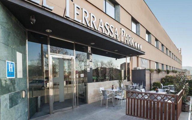 Отель Terrassa Park вид на фасад