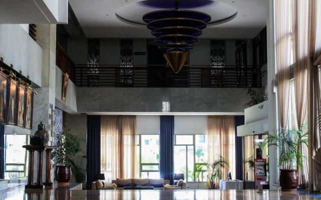 Отель Barcelo Tanger Марокко, Танжер - отзывы, цены и фото номеров - забронировать отель Barcelo Tanger онлайн интерьер отеля
