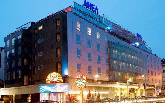 Отель Anel Болгария, София - 2 отзыва об отеле, цены и фото номеров - забронировать отель Anel онлайн вид на фасад