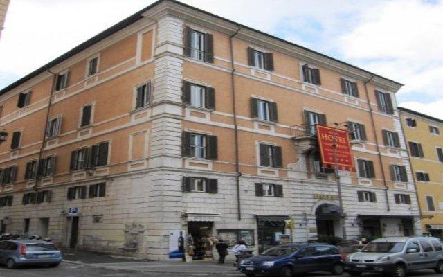 Relais Hotel Antico Palazzo Rospigliosi вид на фасад