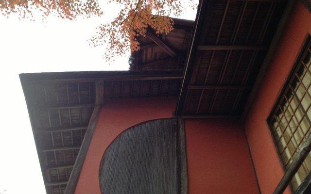 Отель Senzairou Йоро вид на фасад