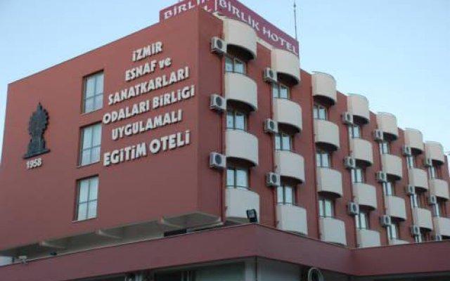 Birlik Hotel Турция, Улучак-Ататюрк - отзывы, цены и фото номеров - забронировать отель Birlik Hotel онлайн вид на фасад