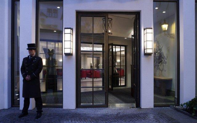 Отель Augustine, a Luxury Collection Hotel, Prague Чехия, Прага - отзывы, цены и фото номеров - забронировать отель Augustine, a Luxury Collection Hotel, Prague онлайн вид на фасад