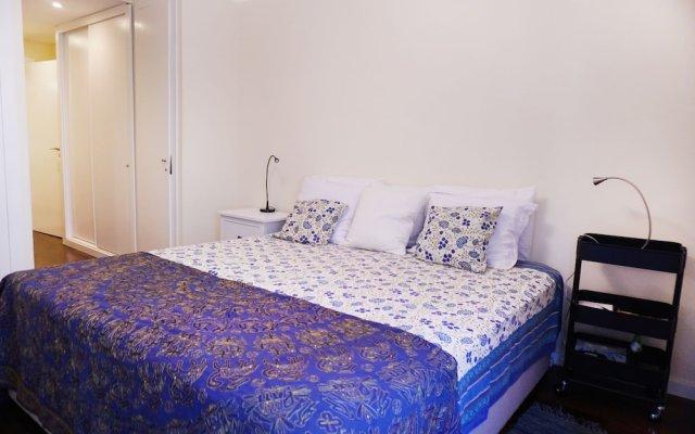 Апартаменты The Bonsai Apartment at Glamorous Chiado комната для гостей