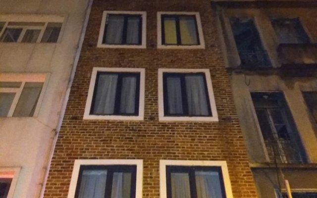 Отель Volga Suites вид на фасад