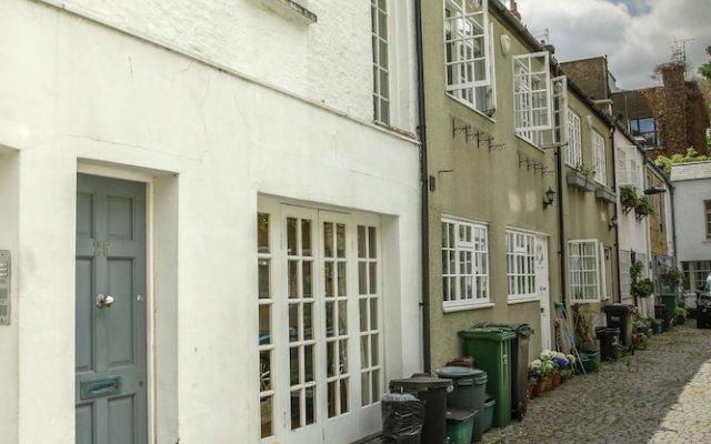 Отель CDP Apartments – Belsize Park Великобритания, Лондон - отзывы, цены и фото номеров - забронировать отель CDP Apartments – Belsize Park онлайн вид на фасад