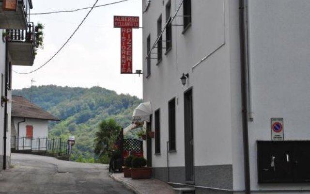 Отель Albergo Ristorante Pizzeria Bellavista Италия, Каренно - отзывы, цены и фото номеров - забронировать отель Albergo Ristorante Pizzeria Bellavista онлайн вид на фасад