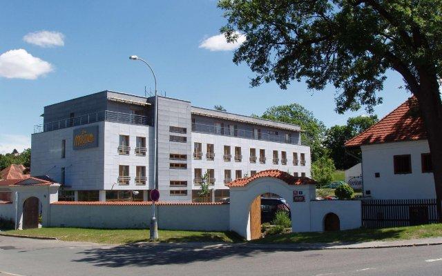 Отель Meritum Чехия, Прага - 10 отзывов об отеле, цены и фото номеров - забронировать отель Meritum онлайн вид на фасад