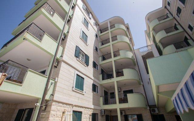 Отель Montesan Черногория, Свети-Стефан - отзывы, цены и фото номеров - забронировать отель Montesan онлайн вид на фасад
