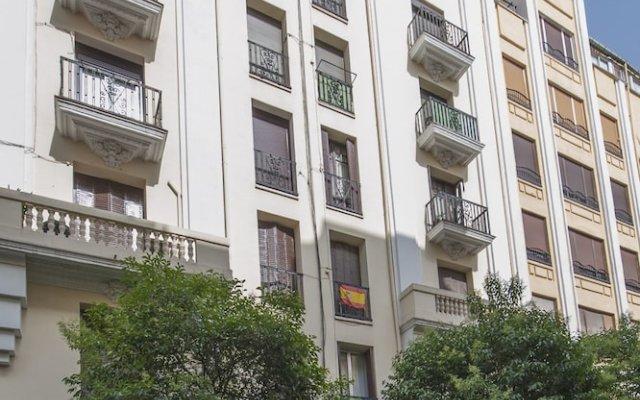 Отель Apartamento Retiro III Испания, Мадрид - отзывы, цены и фото номеров - забронировать отель Apartamento Retiro III онлайн вид на фасад