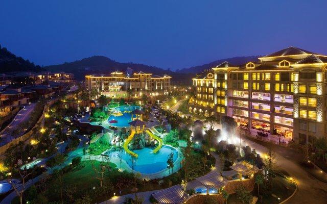 Отель Xiamen SIG Resort Китай, Сямынь - отзывы, цены и фото номеров - забронировать отель Xiamen SIG Resort онлайн вид на фасад