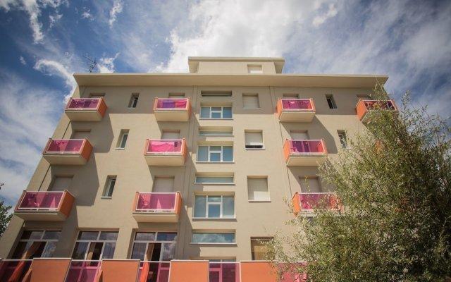 Отель Cliff Италия, Римини - отзывы, цены и фото номеров - забронировать отель Cliff онлайн вид на фасад