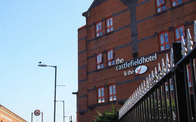 The Castlefield Hotel вид на фасад
