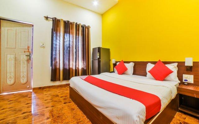 Отель OYO 37027 Bloo Resort Гоа вид на фасад