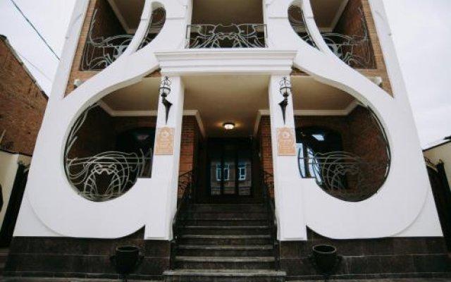 Мини-Отель Щука вид на фасад