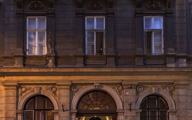 Flow Hostel Будапешт вид на фасад