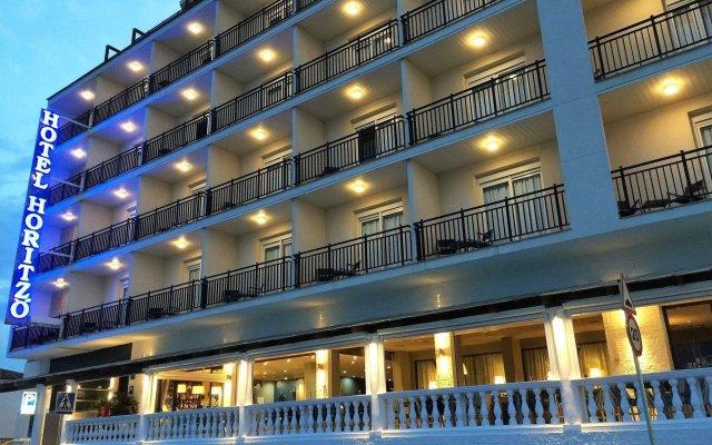 Отель Horitzó Испания, Бланес - отзывы, цены и фото номеров - забронировать отель Horitzó онлайн вид на фасад