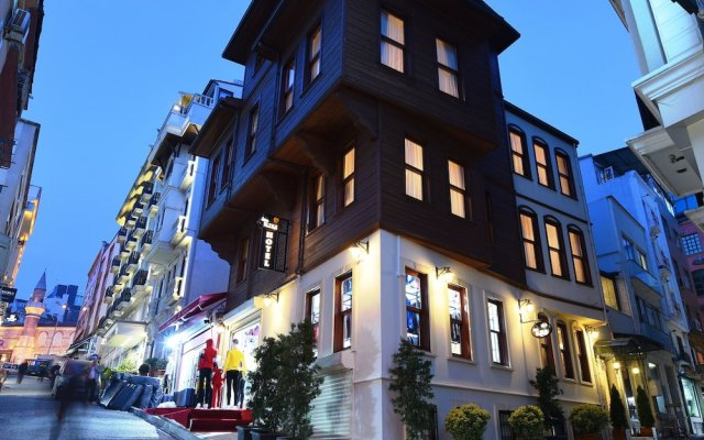 Elyka Hotel Турция, Стамбул - отзывы, цены и фото номеров - забронировать отель Elyka Hotel онлайн вид на фасад