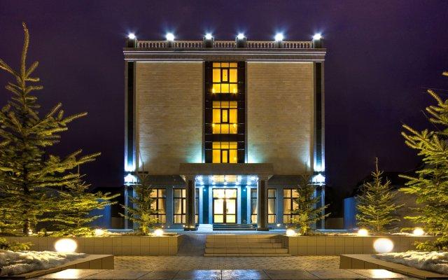 Отель Гарден Отель Кыргызстан, Бишкек - отзывы, цены и фото номеров - забронировать отель Гарден Отель онлайн вид на фасад