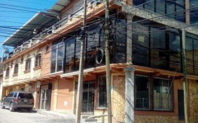 Отель Escalon Гондурас, Грасьяс - отзывы, цены и фото номеров - забронировать отель Escalon онлайн вид на фасад