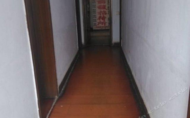 Lufu Hostel интерьер отеля