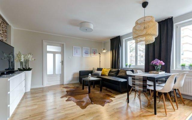 Апартаменты Dom and House Fancy Apartment Сопот комната для гостей