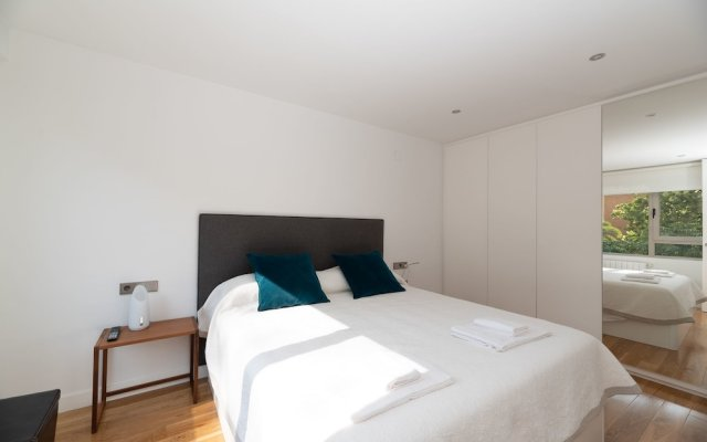 Отель Quart Towers Flat Испания, Валенсия - отзывы, цены и фото номеров - забронировать отель Quart Towers Flat онлайн комната для гостей