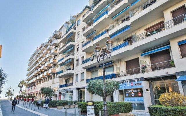 Отель Le France-Massenet AP3015 by Riviera Holiday Homes Ницца вид на фасад