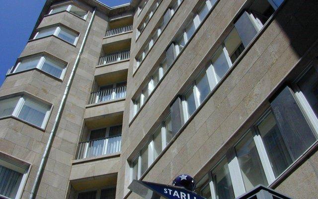 Starlight Suiten Hotel Budapest вид на фасад