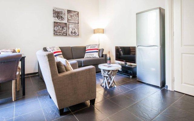 Апартаменты Plantage Apartment Suites комната для гостей