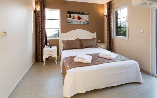 Enda Boutique Hotel Турция, Калкан - отзывы, цены и фото номеров - забронировать отель Enda Boutique Hotel онлайн комната для гостей
