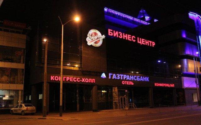 Гостиница Europa вид на фасад