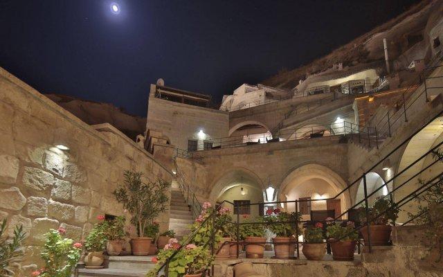 Vezir Cave Suites Турция, Гёреме - 1 отзыв об отеле, цены и фото номеров - забронировать отель Vezir Cave Suites онлайн вид на фасад