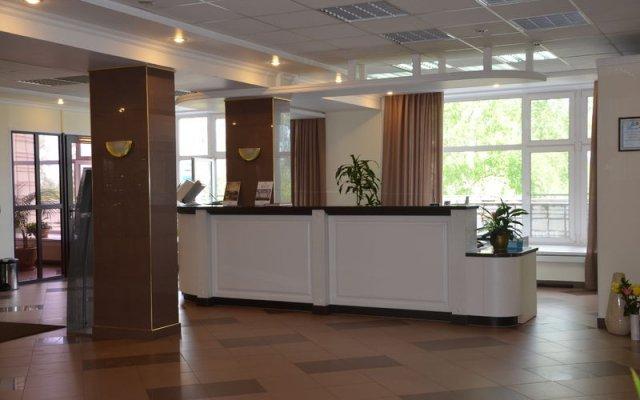 Югор Отель интерьер отеля