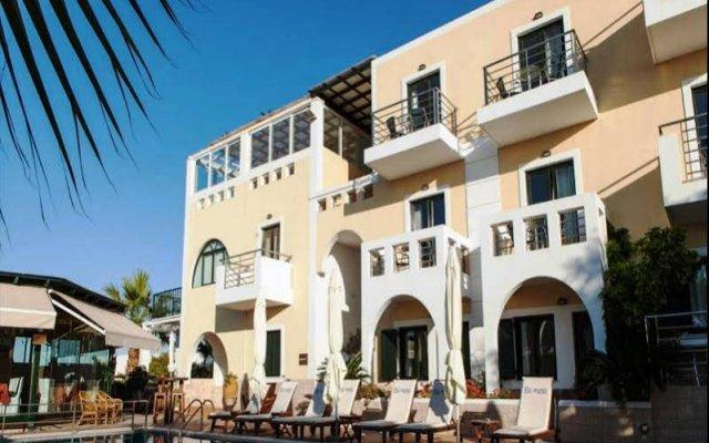 Отель Ela mesa Греция, Эгина - отзывы, цены и фото номеров - забронировать отель Ela mesa онлайн вид на фасад