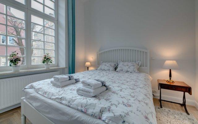 Апартаменты Gdansk Old Town Apartments комната для гостей