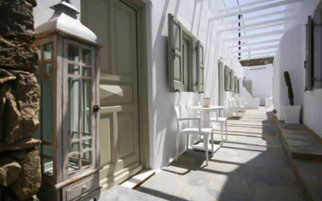Отель Damianos Mykonos Hotel Греция, Миконос - отзывы, цены и фото номеров - забронировать отель Damianos Mykonos Hotel онлайн вид на фасад