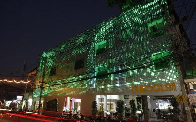 Отель The Color Kata Таиланд, пляж Ката - 1 отзыв об отеле, цены и фото номеров - забронировать отель The Color Kata онлайн вид на фасад