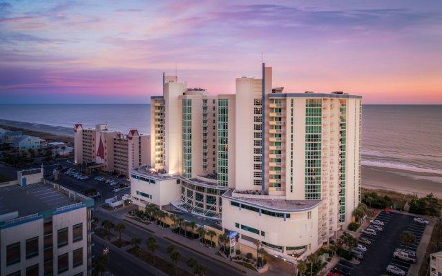 Отель Avista Resort вид на фасад
