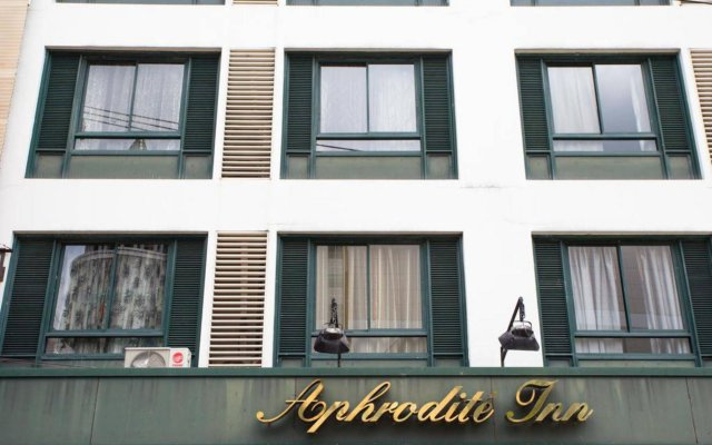 Отель Aphrodite Inn Bangkok вид на фасад