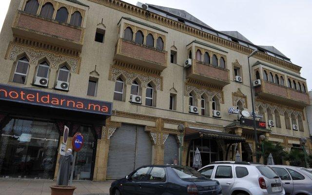 Отель Darna Марокко, Рабат - отзывы, цены и фото номеров - забронировать отель Darna онлайн вид на фасад