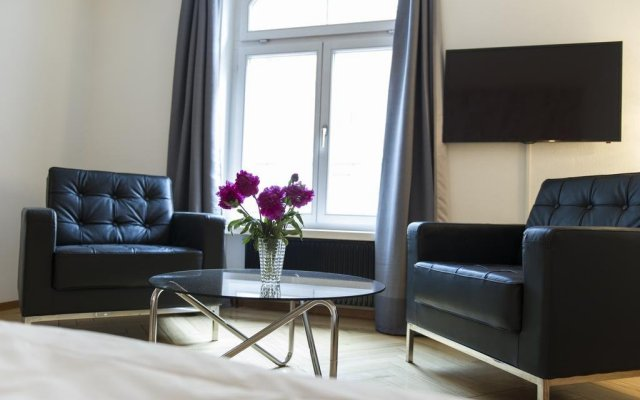 Отель Pension furDich Швейцария, Цюрих - отзывы, цены и фото номеров - забронировать отель Pension furDich онлайн комната для гостей