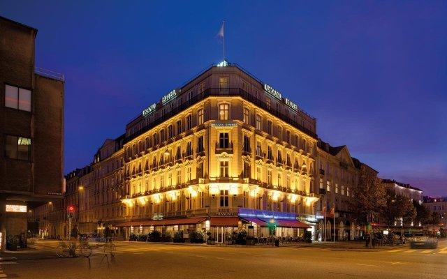 Grand Hotel вид на фасад
