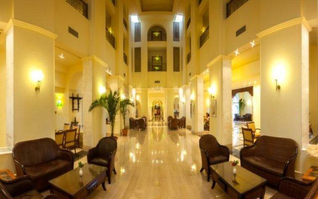 Отель Club Calimera Yati Beach Тунис, Мидун - отзывы, цены и фото номеров - забронировать отель Club Calimera Yati Beach онлайн интерьер отеля