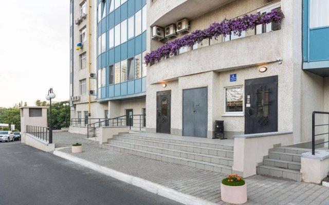 Гостиница Bon Apart Украина, Одесса - отзывы, цены и фото номеров - забронировать гостиницу Bon Apart онлайн вид на фасад