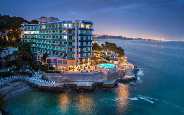 Отель Europe Playa Marina вид на фасад