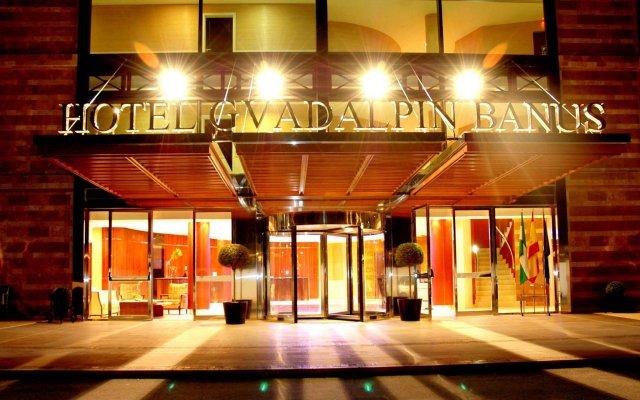 Gran Hotel Guadalpín Banus вид на фасад
