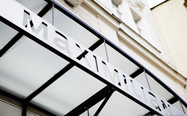 Отель Maximilian Чехия, Прага - 1 отзыв об отеле, цены и фото номеров - забронировать отель Maximilian онлайн вид на фасад