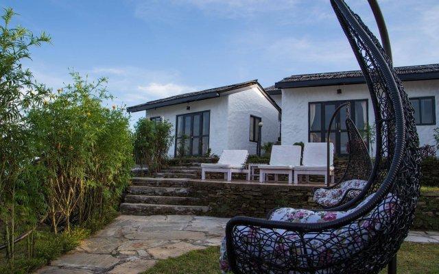 Отель Raniban Retreat Непал, Покхара - отзывы, цены и фото номеров - забронировать отель Raniban Retreat онлайн вид на фасад